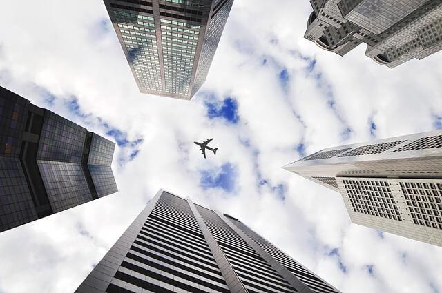 spar på fly og hoteller